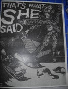 Image of That's What she Said issue #2