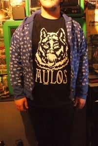 Image of Aulos WOLFFUXKER Tee [By Hello Kraffics]