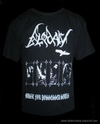 "Image of BLODARV T-shirt 2010 ""Music For Possessed Souls"""