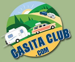 Image of Casita Club Sticker/Decal - #2 pack