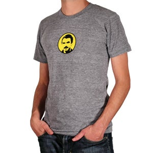 Image of American Mustache T-Shirt