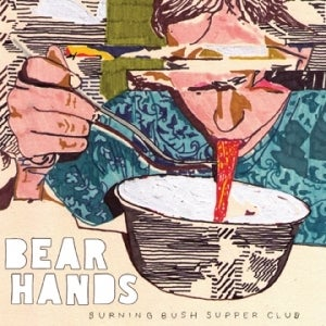 "Image of Bear Hands ""Burning Bush Supper Club"""