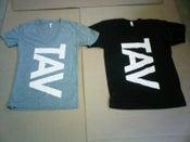 Image of TAV V-Neck T-shirt