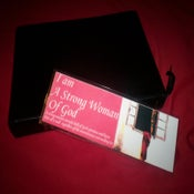 Image of I am a Strong Woman of God Bookmarkers