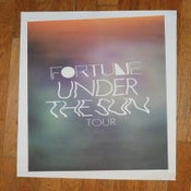 Image of Fortune - Under The Sun [limited edition poster by Akroe]