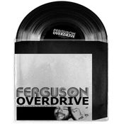 "Image of **NEW** FERGUSON OVERDRIVE - Ass Kicking, Ground Shaking, Love Making, Rock n Roll! (10"" EP)"