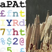 Image of a.P.A.t.T. / Peepholes 'Split' LP