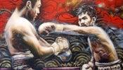 Image of Gene Starship - LaHoya vs Pac-Man