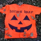 Image of Harm's Way - Pumpkin T-Shirt