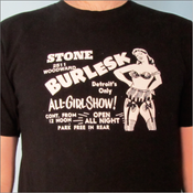 Image of Detroit's Only All-Girl Show! [T-Shirt]