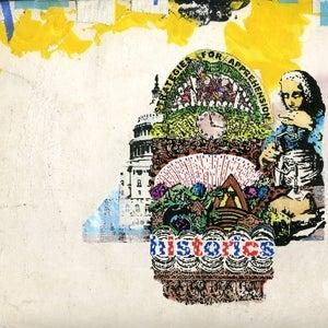 "Image of Historics - ""Strategies For Apprehension"" 12"" Colored Vinyl"