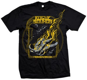 Image of Astronaut T-Shirt Yellow