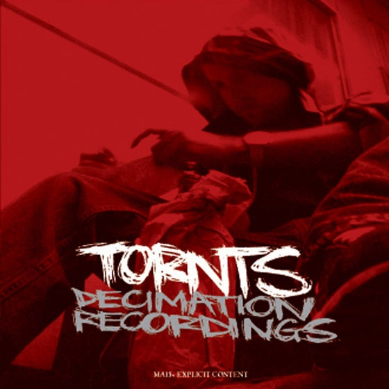 Image of BTE006 - TORNTS - Decimation Recordings