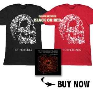 Image of Astral Magic digipak ep Plus Exclusive Skull Tshirt