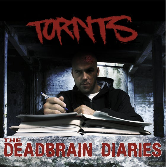 Image of BTE016 - TORNTS - The Deadbrain Diaries