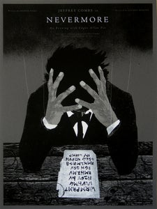 Image of Fantastic Fest Nevermore, an evening with Edgar Allan Poe poster