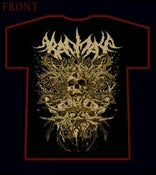 Image of Abacinate - Skulls T-Shirt