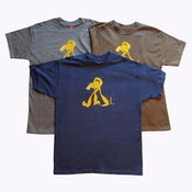 Image of Grumpy Chimp Youth T-Shirt