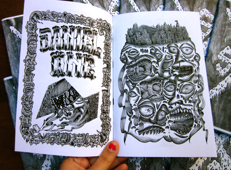 Image of SPXSF zine