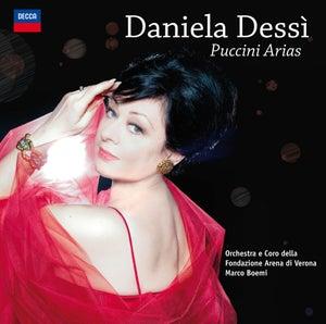 Image of Puccini Arias (DECCA)