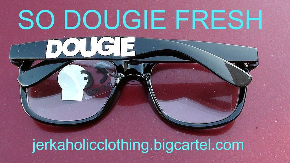 Image of  Black DOUGIE GLASSES