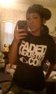 Image of Faded Industry Original Tshirt
