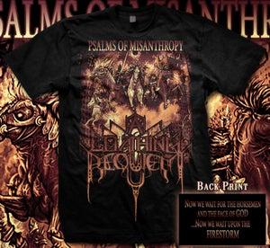 Image of Psalms Of Misanthropy T-Shirt