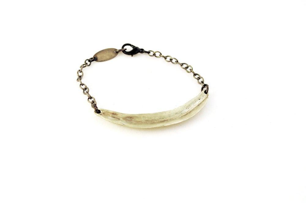 Image of Single Arc Bracelet