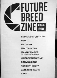 Image of Future Breed Zine - Issue 1