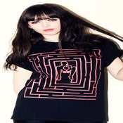 Image of SMUT maze t-shirt