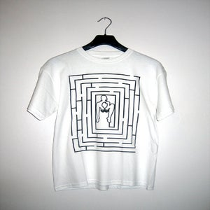 Image of SMUT maze t-shirt boys