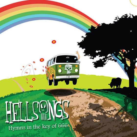 Image of Hellsongs - Hymns In The Key Of 666 [CD]