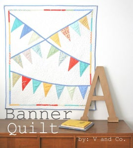 Image of banner quilt