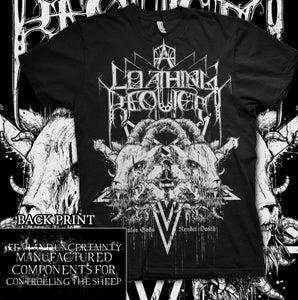 Image of False Gods Render Death T-Shirt