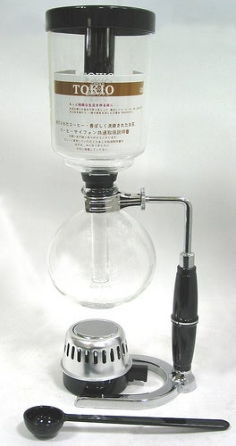 Image of Tokio Coffee Syphon TCA-3