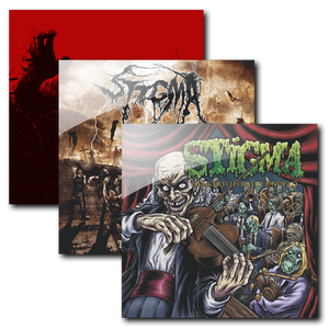 Image of STIGMA R.I.P - Full Discography at discounte price!!