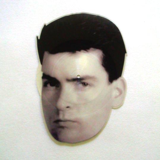 Image of Genevan Heathen - Charlie Sheen EP - Shaped picture disc vinyl