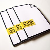 Image of Icon Notebook x3