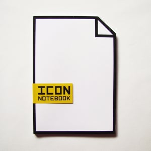 Image of Icon Notebook