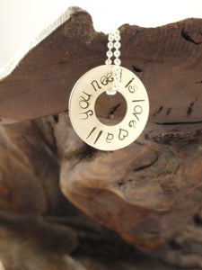 Image of All you need is Love Necklace