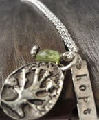 Image of Tree of hope Necklace