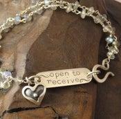 Image of Open to Receive Bracelet