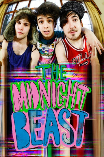Image of THE MIDNIGHT BEAST POSTER