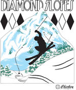 Image of Diamond Slopes L/S Thermal