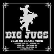 Image of No Shame Tour Shirt 2010