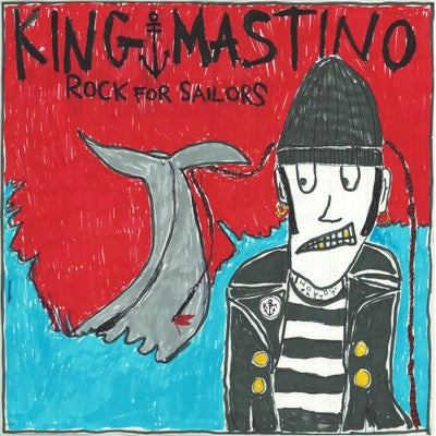 "Image of King Mastino - ""Rock For Sailors"" LP"