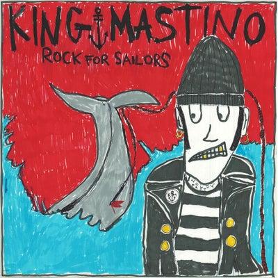 "Image of King Mastino - ""Rock For Sailors"" LP"