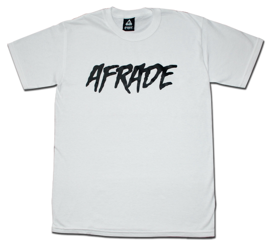 Image of Afrade Writing Tee