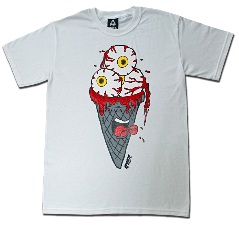 Image of Eye-Scream Tee