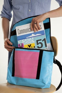 Image of Revinylize Messenger Bag